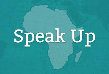 Speak Up as a Volunteer!